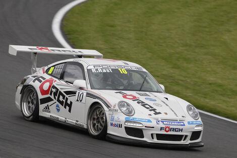 Sonderkategorie Bestes Kundensportprogramm - Porsche Carrera Cup
