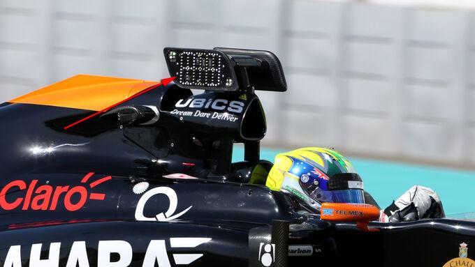 F1 Test Abu Dhabi 2 (Fotos)