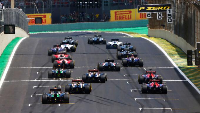Die Fehler der Formel 1