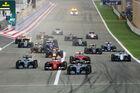 GP Bahrain 2015 (Rennen)