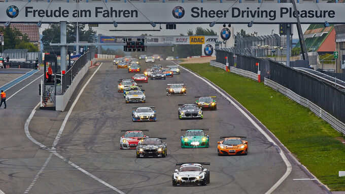 Start - VLN Nürburgring - 6. Lauf - 2. August 2014