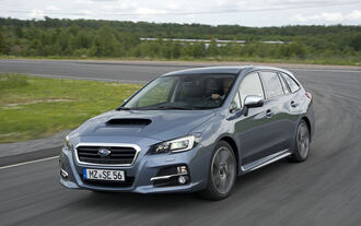 Subaru Levorg 1.6 Turbo