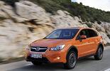 Subaru XV Fahrbericht 12/11 Test