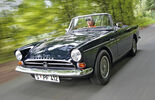 Sunbeam Tiger, Frontansicht