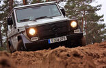Supertest Mercedes G-Klasse Edition Pur