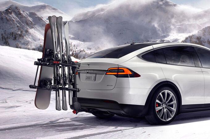 Tesla Model X Heckgepächträger