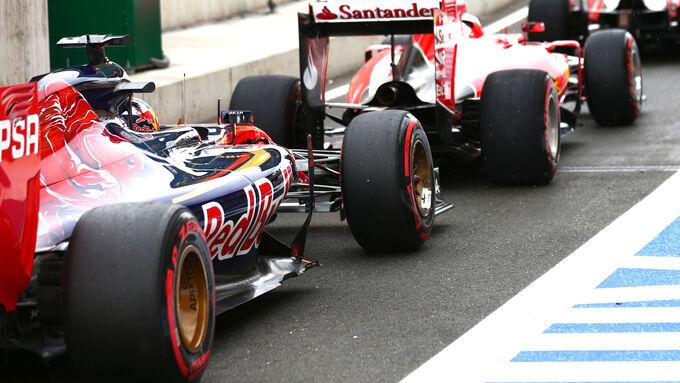 Ferrari-Motor für Toro Rosso?