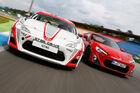 Toyota GT86 CS-V3, Toyota GT86 TRD, Frontansicht