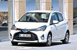 Toyota Yaris 1.5 Hybrid Comfort, Frontansicht