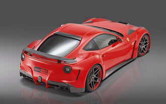 Tuner sport auto-Award 2014, Supersportler, Novitec-Ferrari F12 N-Largo