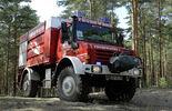 Unimog U 5000 Tanklöschfahrzeug