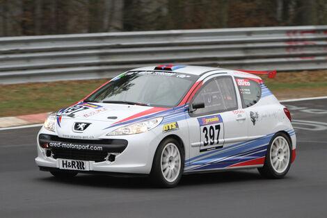 VLN 2012, #397, Klasse SP2T