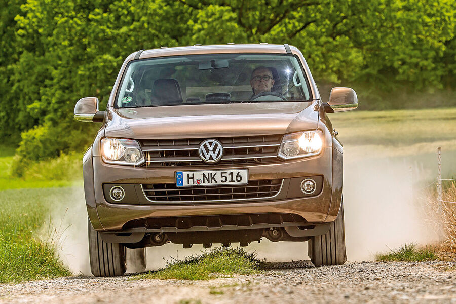 vw amarok 2 0 bitdi automatik im test komfortabler gro kreuzer auto motor und sport. Black Bedroom Furniture Sets. Home Design Ideas