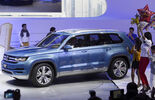 VW Cross Blue Tiguan XL