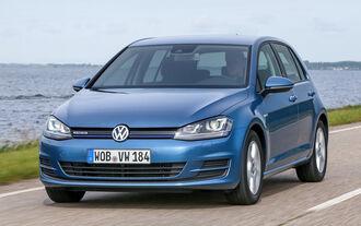 VW Golf 1.0 TSI, Frontansicht