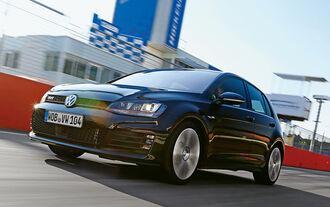 VW Golf GTI Performance, Seitenansicht