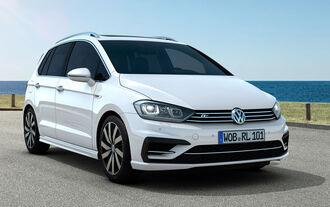 VW Golf Sportsvan R-Line Paket