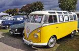 VW Samba Bus auf der Veterama Mannheim 2011 - Marktplatz