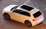 VW Tiguan erwischt