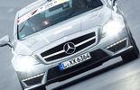 Väth Merceds V63 RS 0-300-0 Beschleunigungs-  Bremsduell
