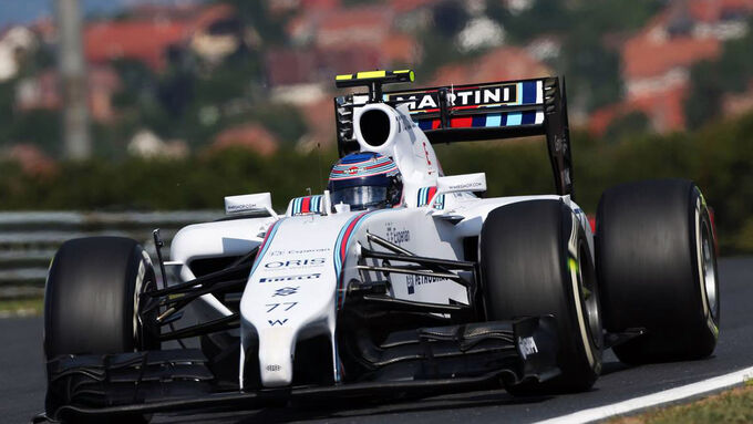 Williams-Option auf Bottas