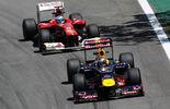 Vettel  Alonso - Formel 1 - GP Brasilien - Sao Paulo - 23. November 2012