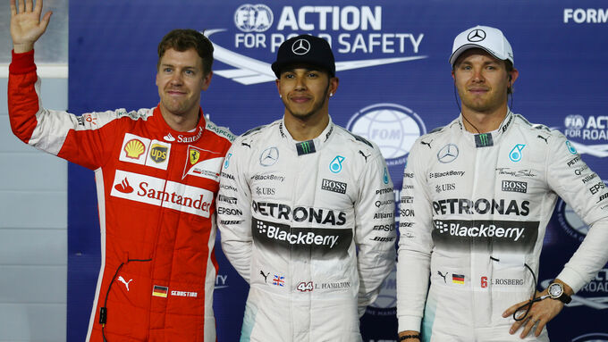 GP Bahrain 2015 (Qualifying)