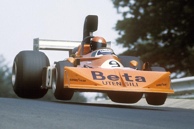 March, equipe histórica de Formula 1 de 1975 - by taringa.net