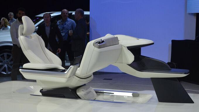 Volvo concept 26 innenraum der zukunft auto motor und sport for Interieur der zukunft
