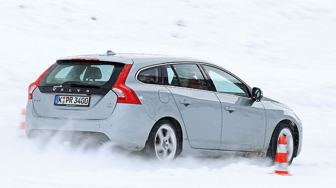 Volvo Wintertestdrive