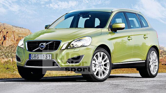 Volvo XC40 ab 2015: Plattform für Kompakt-SUV gesucht - Auto Motor