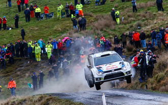 Wales Rallye GB, 3. Etappe