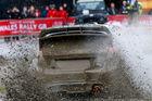 Wales Rallye GB, 1. Etappe