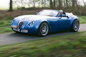 Wiesmann MF5, Vorderansicht