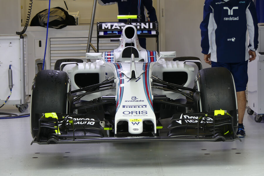 Williams-Formel-1-GP-Australien-Melbourn