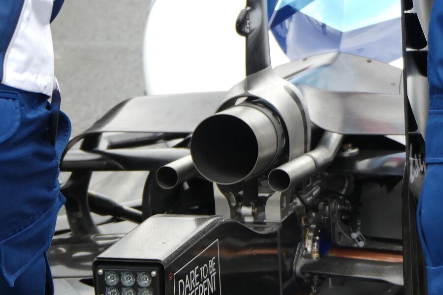Williams-Formel-1-GP-Australien-Melbourn
