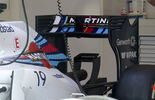 Williams - Formel 1 - GP Ungarn - Budapest - 24. Juli 2014