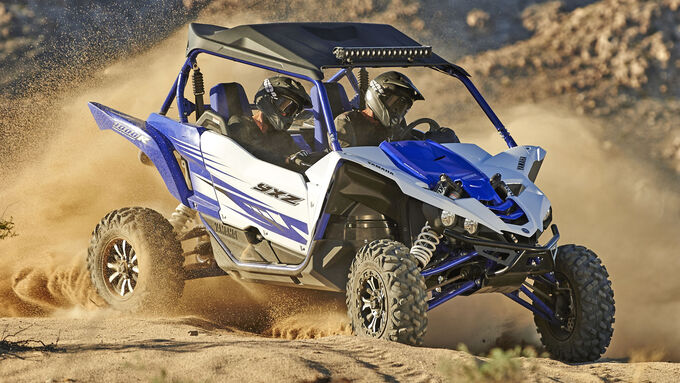 yamaha unveils 2016 atv side by side lineup powersports