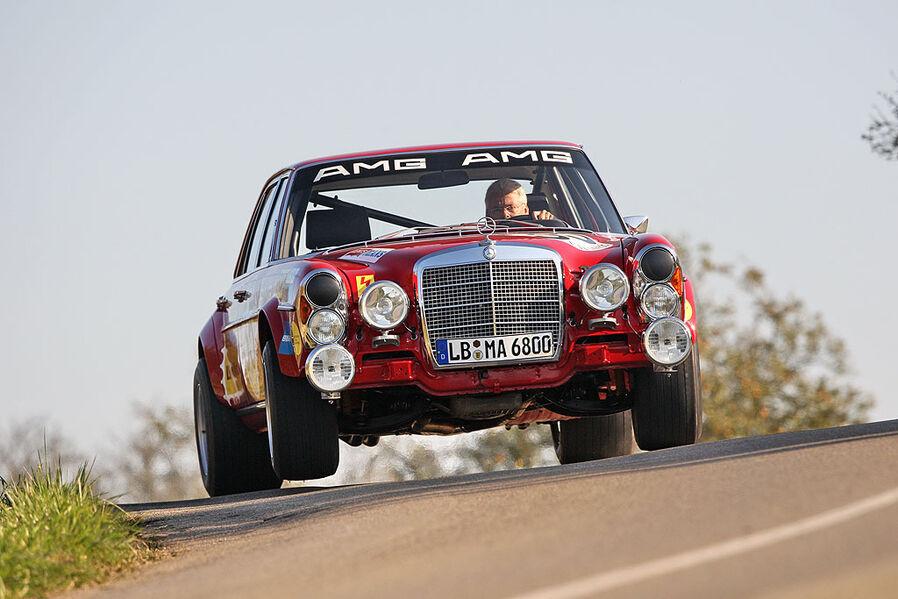Old school race car mercedes benz slk forum for Mercedes benz race car