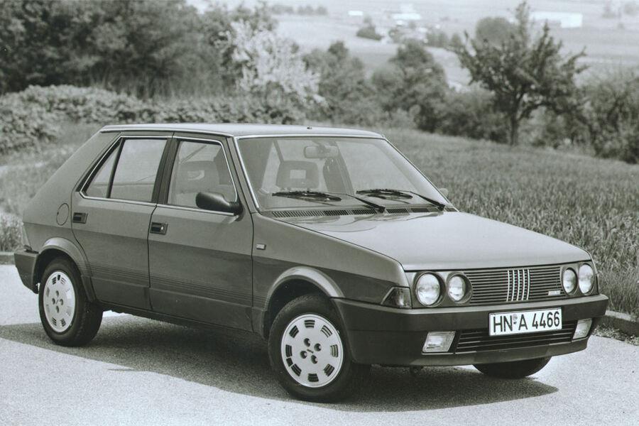 Fiat Ritmo News Auto Motor Und Sport