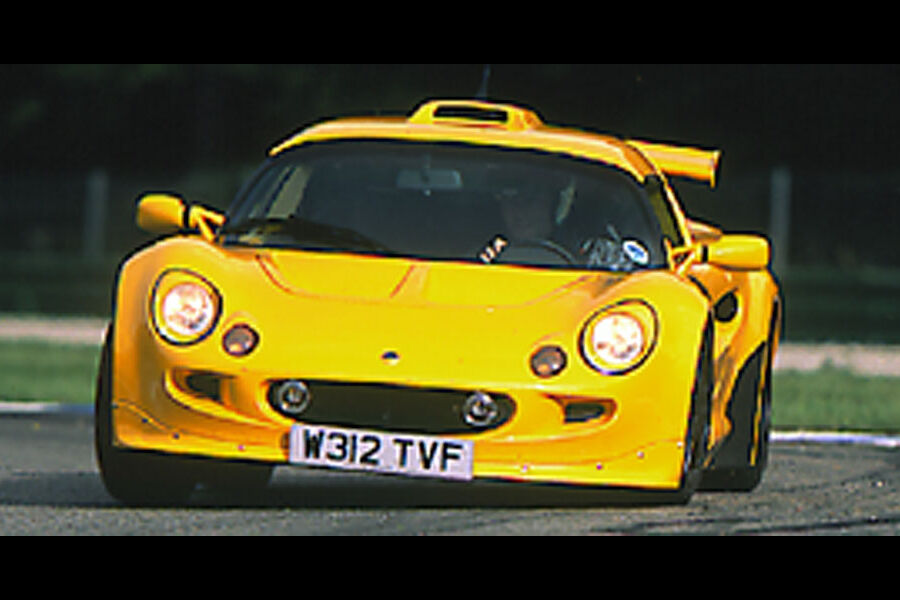 yellow press supertest 11 2000 lotus exige auto motor. Black Bedroom Furniture Sets. Home Design Ideas