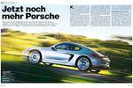 Test Porsche Cayman S