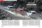 Vergleichstest: Kompakte Allrad-Diesel-SUV