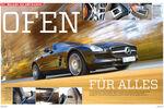 Test Mercedes SLS AMG Roadster