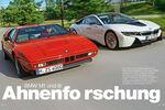 BMW M1 und i8 im Fahrbericht