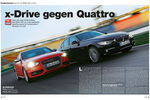 Vergleichstest Audi S4 und BMW 335i x-Drive