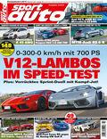 sport auto 03/2014 Heftvorschau Heftcover
