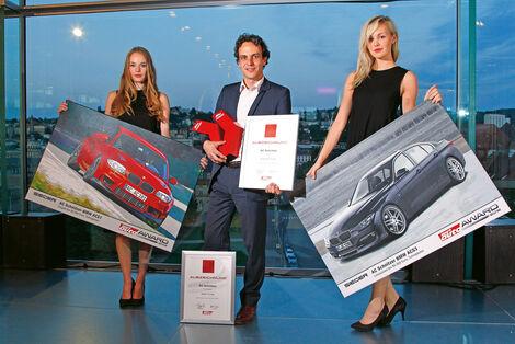 sport-auto Award 2012, Schnitzer-Boss Rainer Vogel