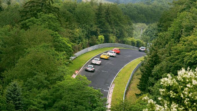 sport auto Perfektionstraining