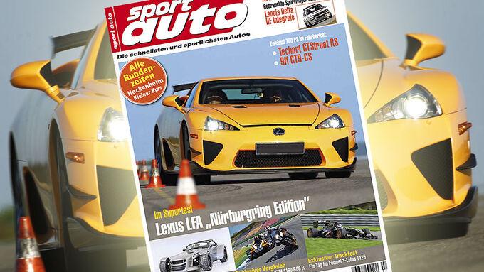 sport auto-Zeitschrift 02-2012